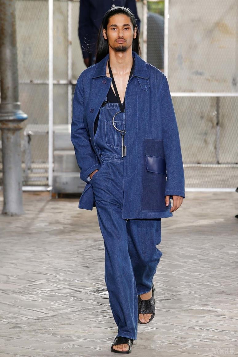 Givenchy Menswear весна-лето 2016 #32