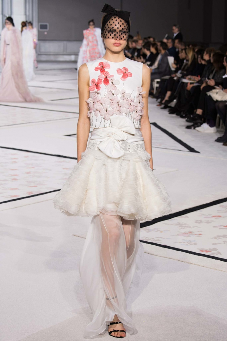 Giambattista Valli Couture весна-лето 2015 #11