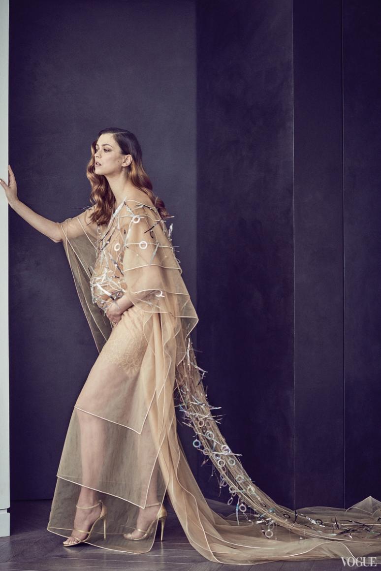 Alexis Mabille Couture осень-зима 2015/2016 #13