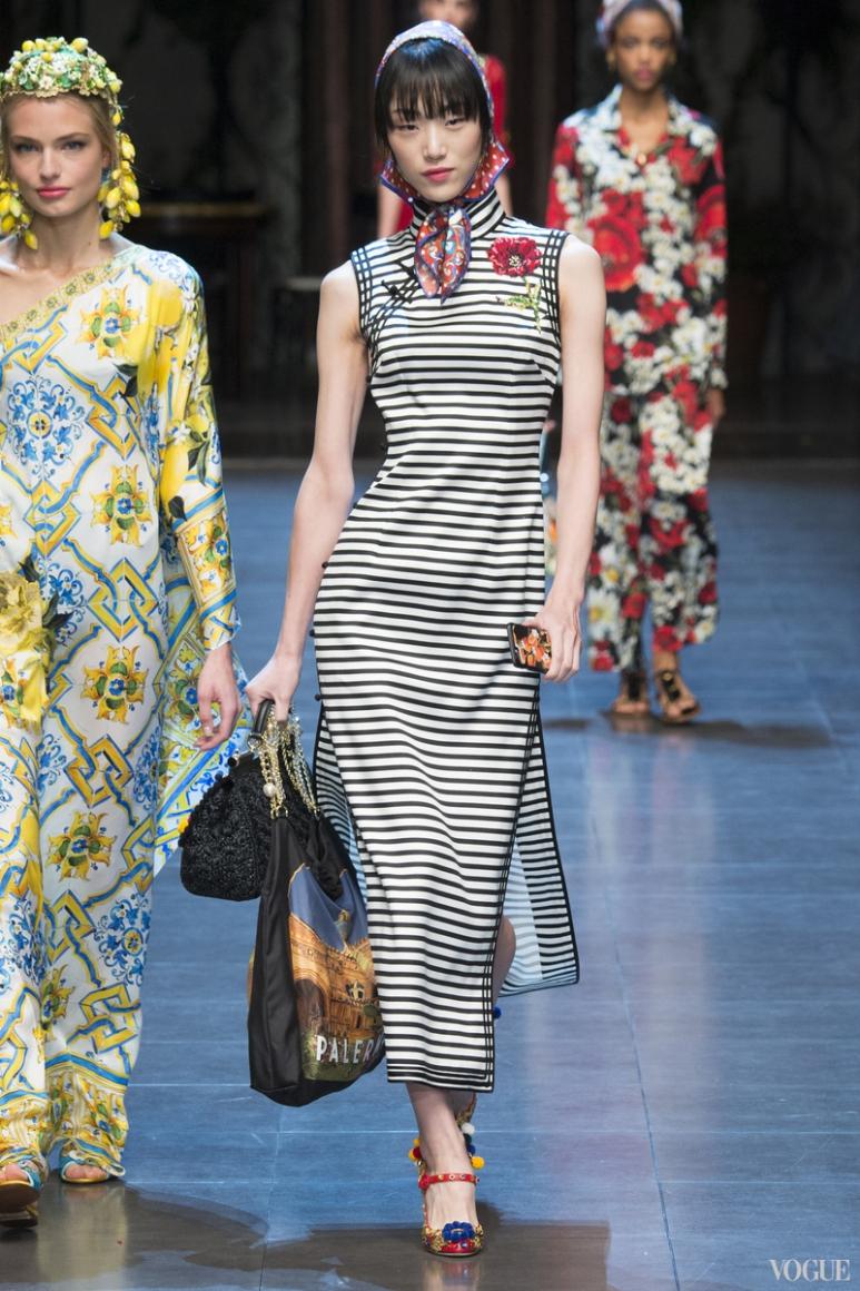 Dolce & Gabbana весна-лето 2016 #43