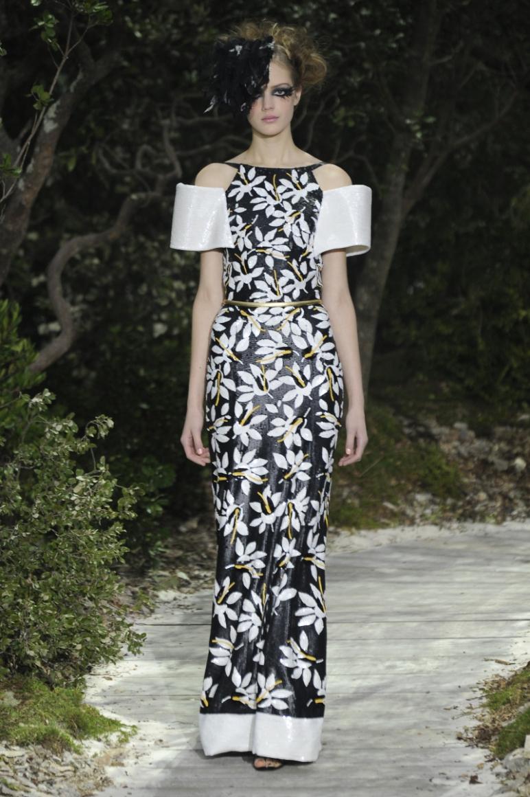 Chanel Couture весна-лето 2013 #44