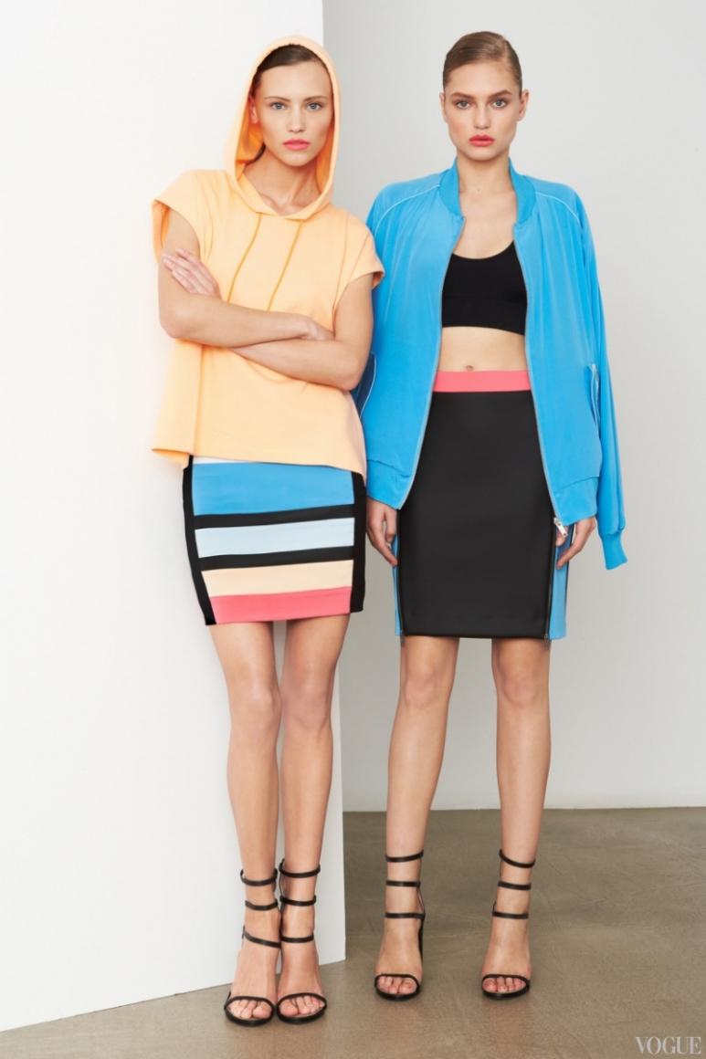 DKNY Couture весна-лето 2013 #7