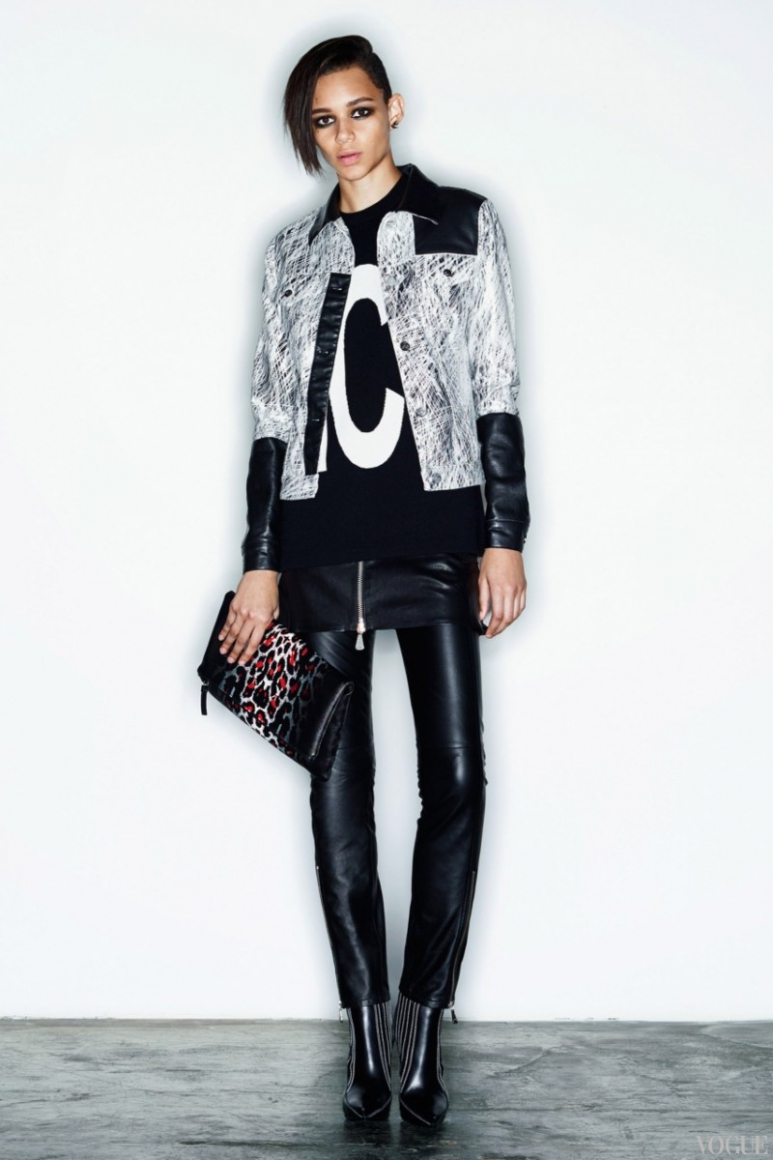 McQ Alexander McQueen Couture весна-лето 2013 #17