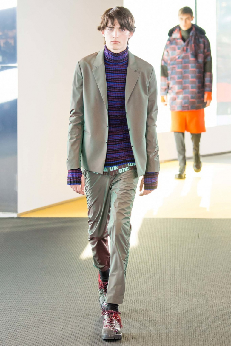 Kenzo Menswear осень-зима 2015/2016 #16