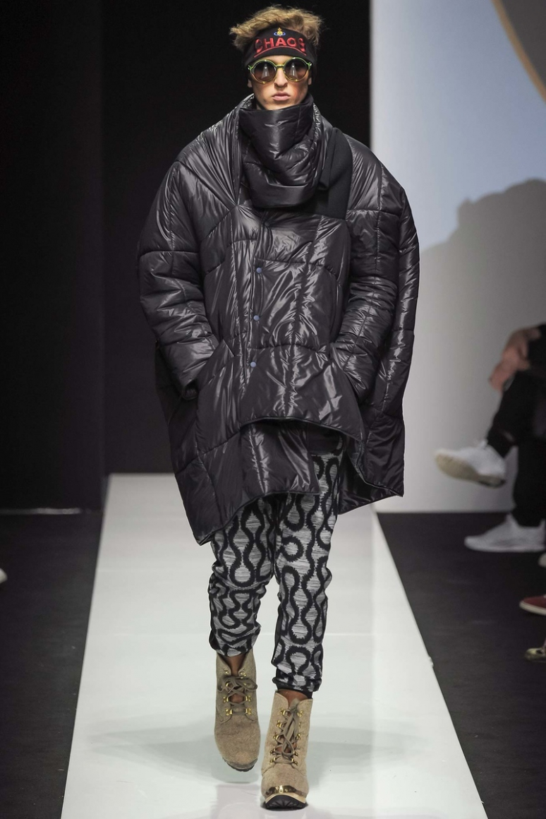 Vivienne Westwood Menswear осень-зима 2015/2016 #18