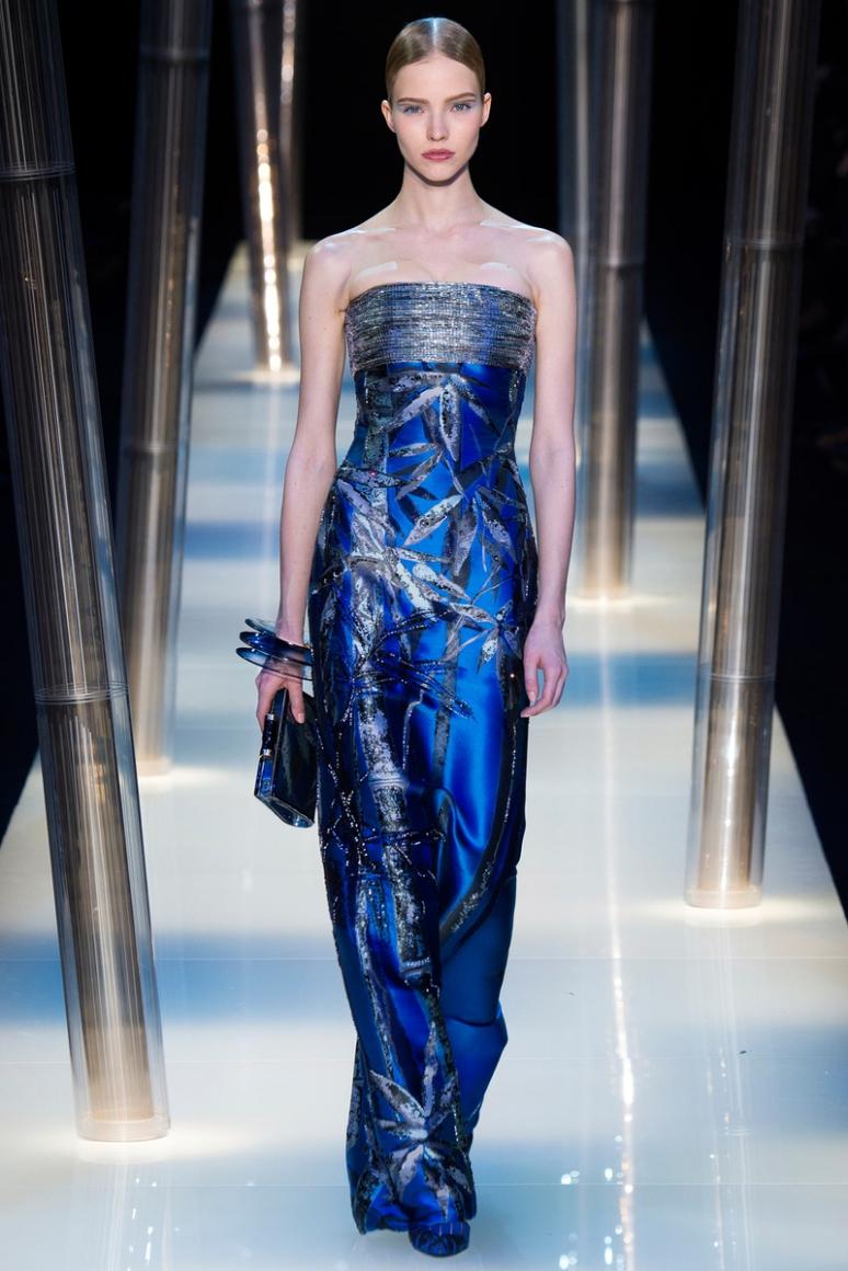 Armani Priv? Couture весна-лето 2015 #3