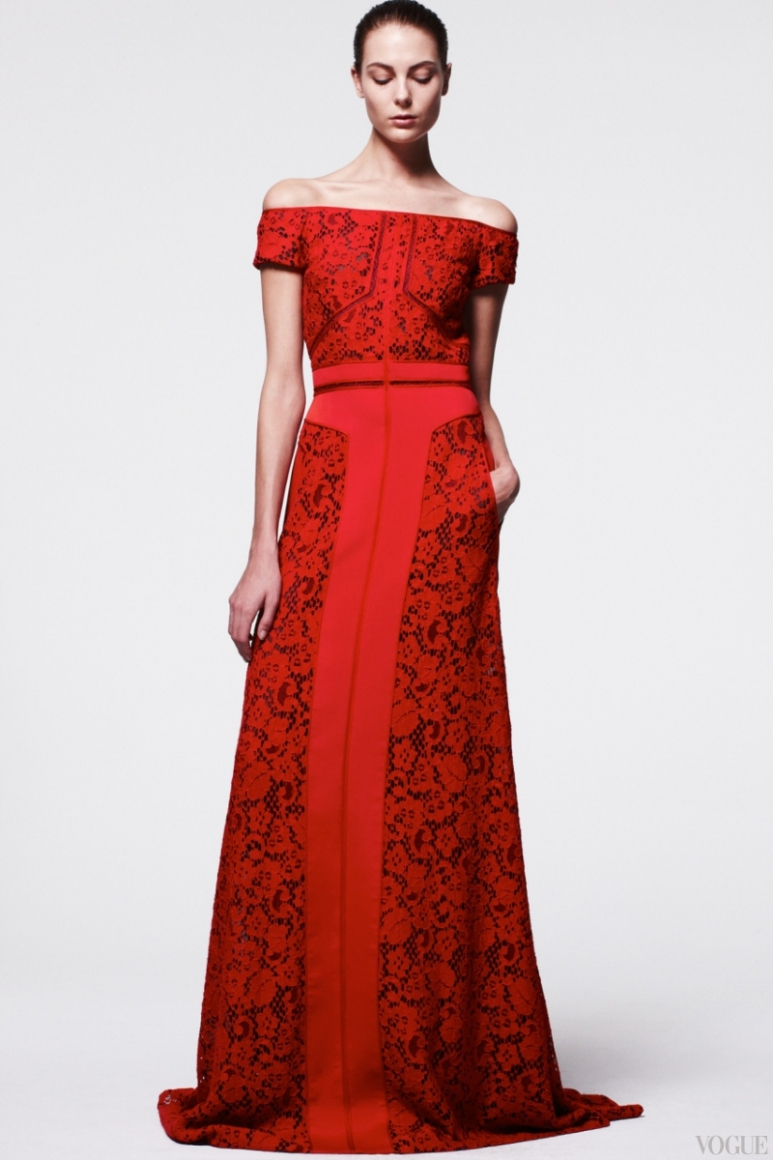J. Mendel Couture весна-лето 2013 #10