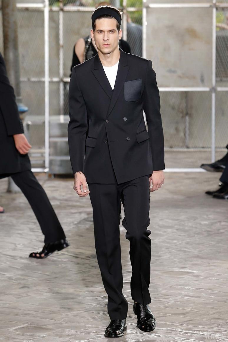 Givenchy Menswear весна-лето 2016 #9