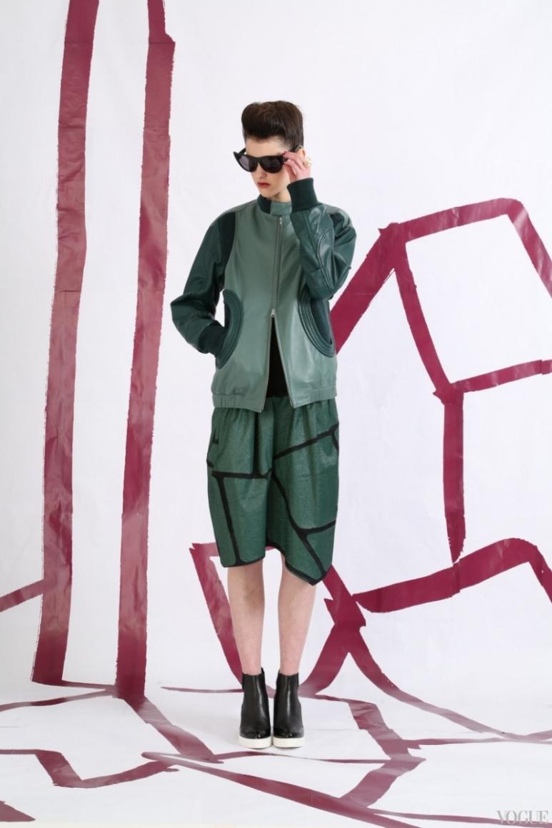 Tsumori Chisato Couture весна-лето 2013 #10