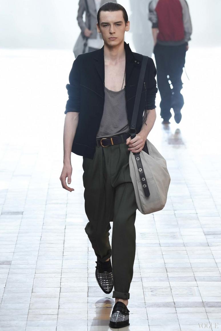 Lanvin Menswear весна-лето 2016 #31