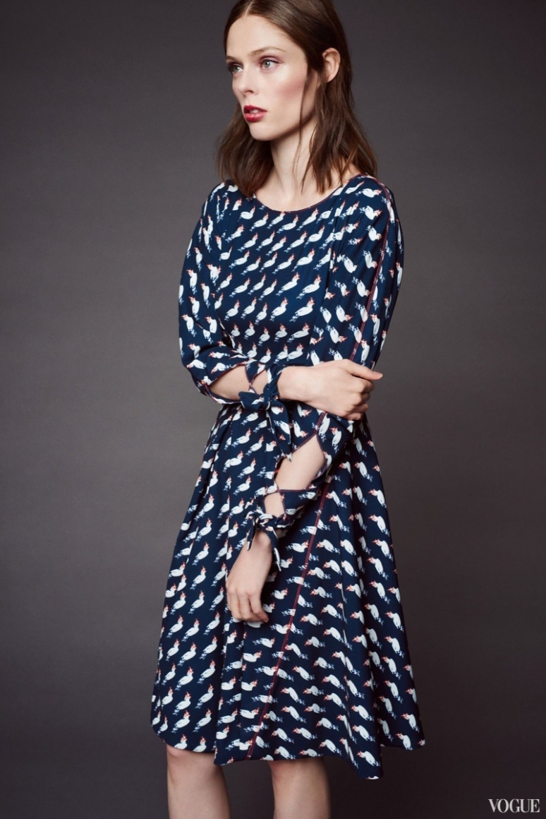 Zac Posen Resort 2016 #9