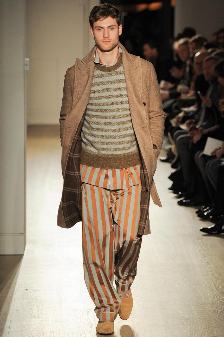 Dunhill Menswear осень-зима 2015/2016 #7
