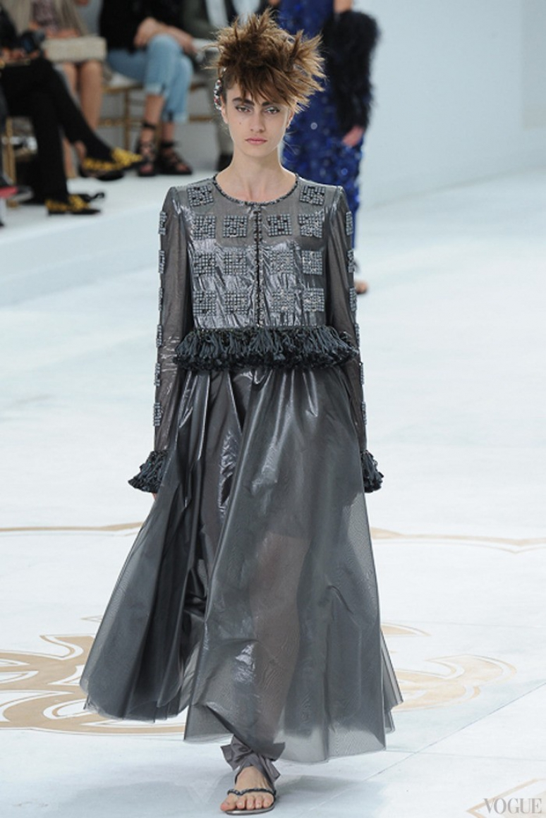 Chanel Couture осень-зима 2014/2015 #44