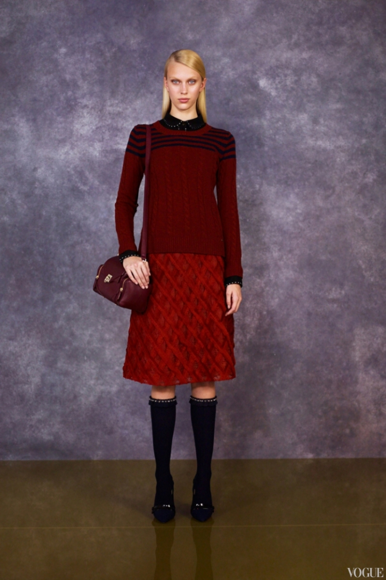 Tory Burch Couture весна-лето 2013 #6