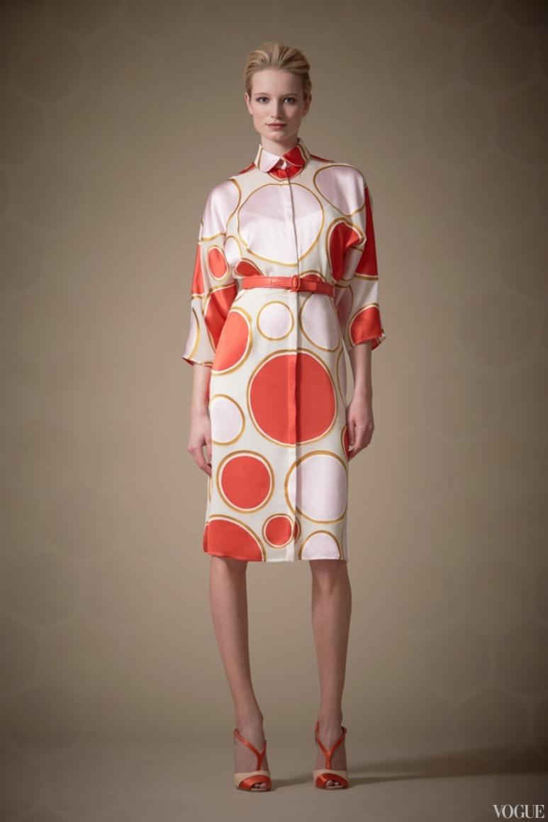 Carolina Herrera Couture весна-лето 2013 #5