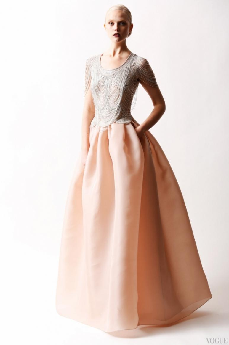 Naeem Khan Couture весна-лето 2013 #14