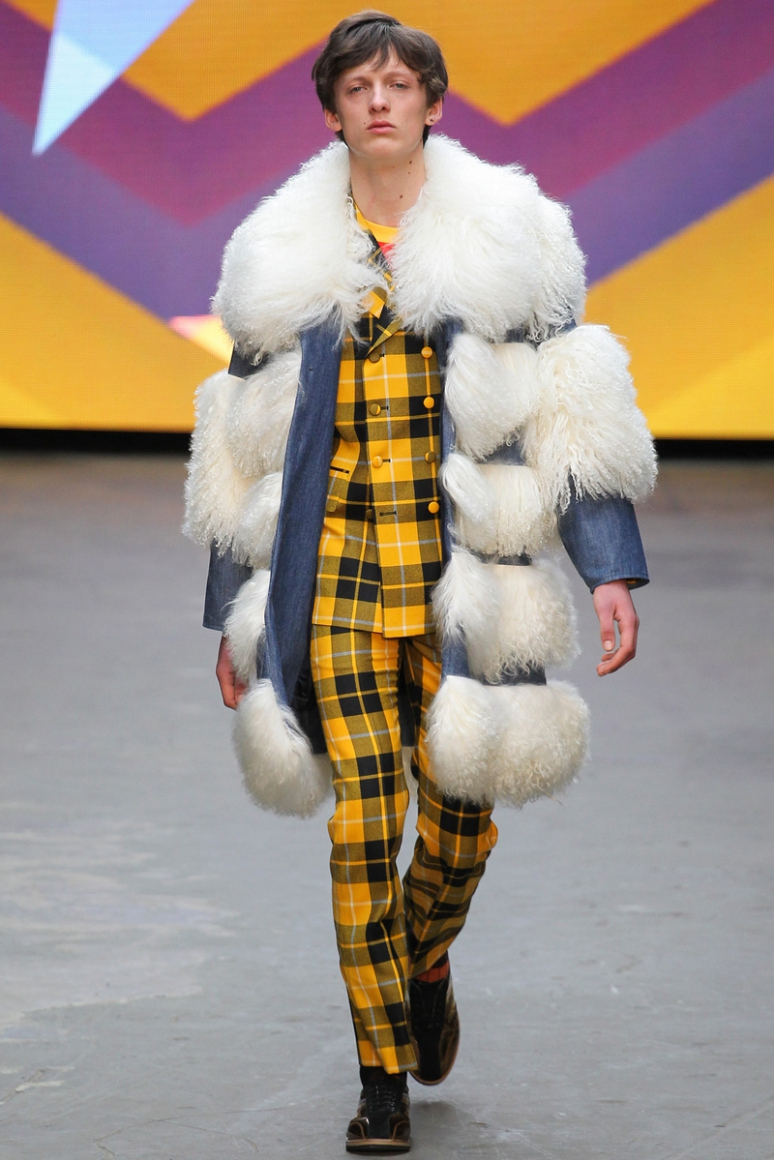 Topman Design Menswear осень-зима 2015/2016 #1