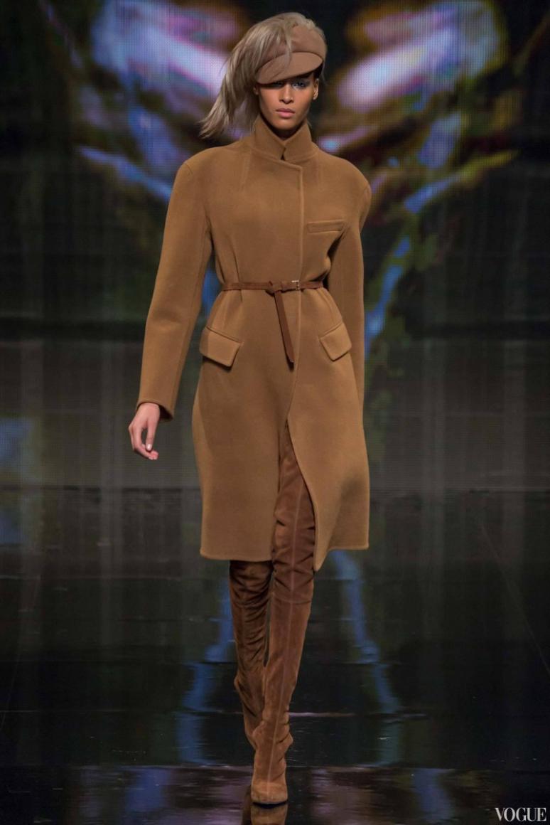 Donna Karan осень-зима 2014/2015 #17