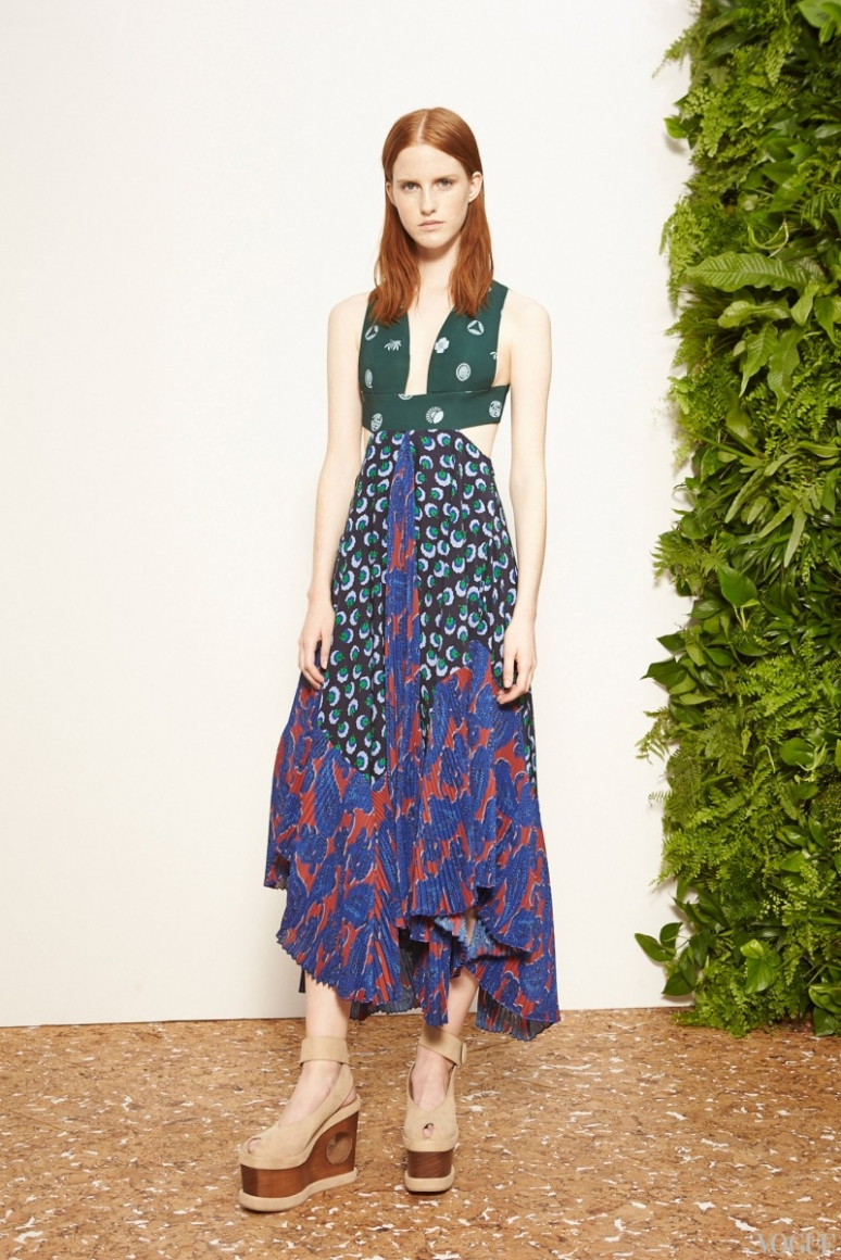 Stella McCartney Resort 2015 #27