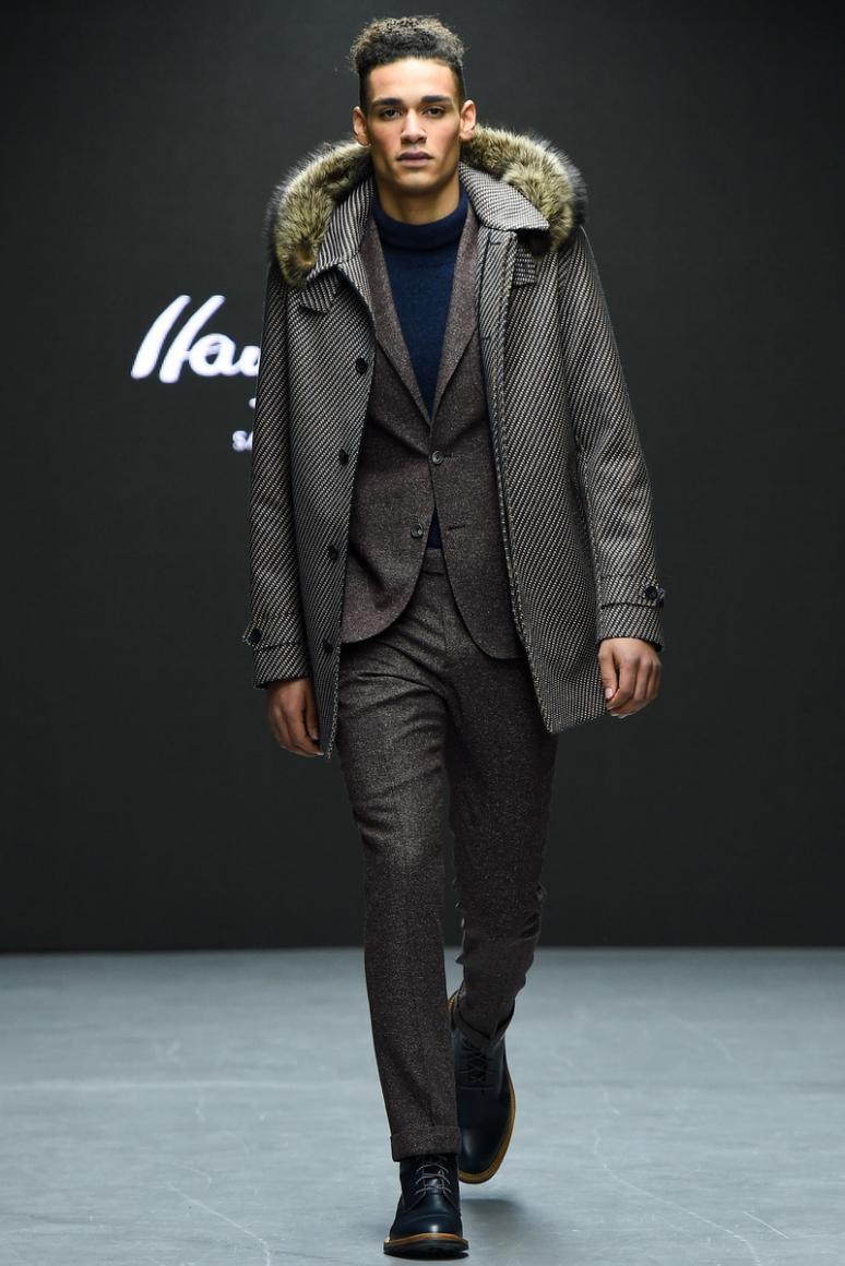 Hardy Amies Menswear осень-зима 2015/2016 #23