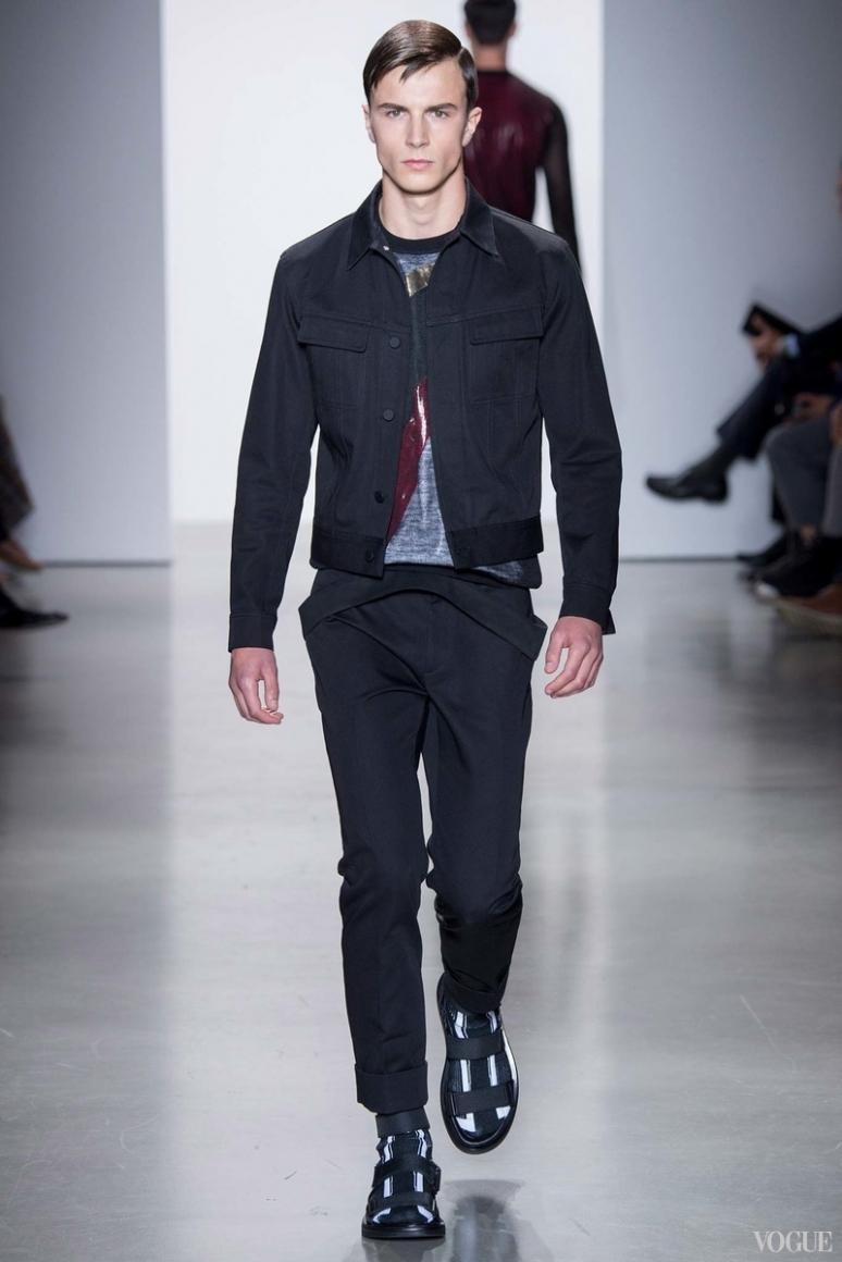 Calvin Klein Menswear весна-лето 2016 #35