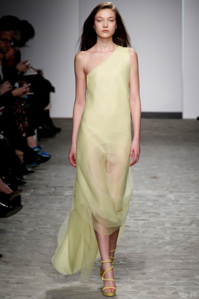 Vionnet Couture весна-лето 2014 #17