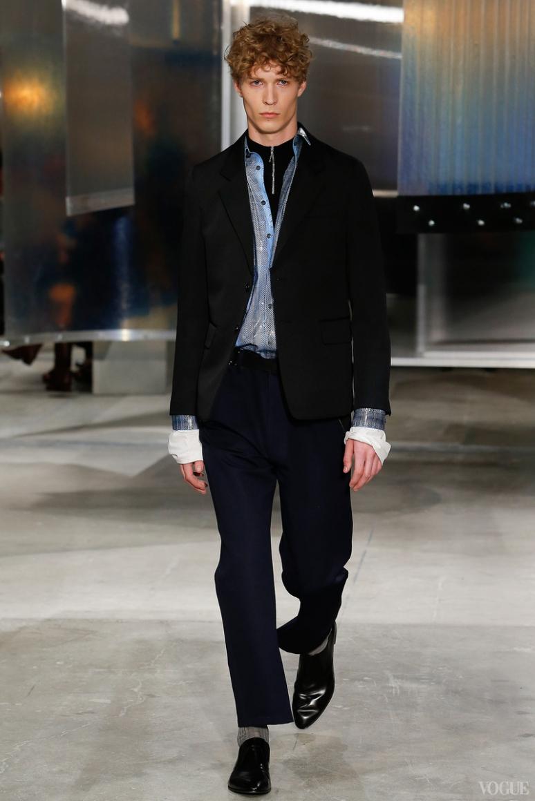Prada Menswear весна-лето 2016 #6
