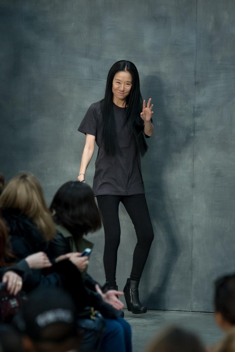 Vera Wang осень-зима 2015/2016 #1