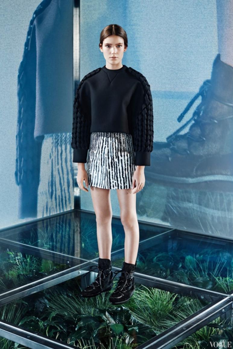 Balenciaga Couture весна-лето 2013 #17