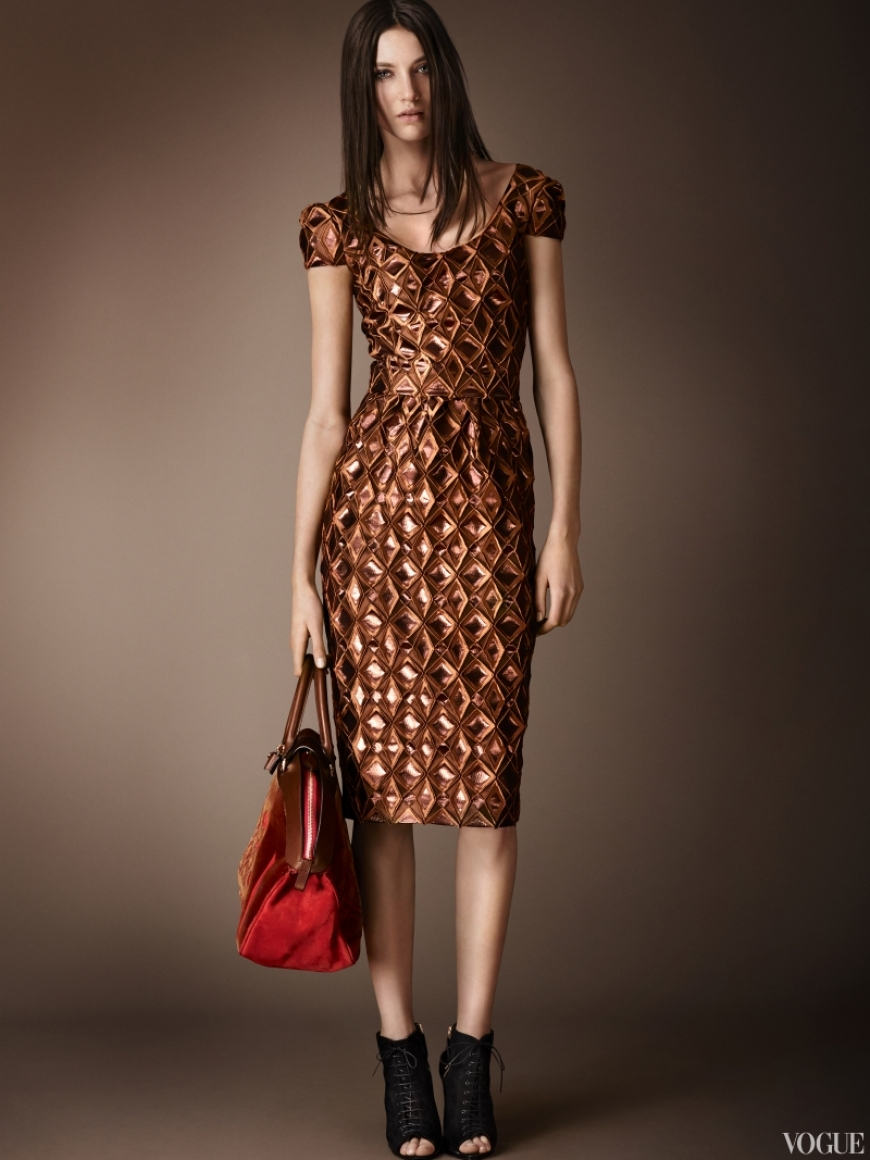 Burberry Prorsum Couture весна-лето 2013 #8