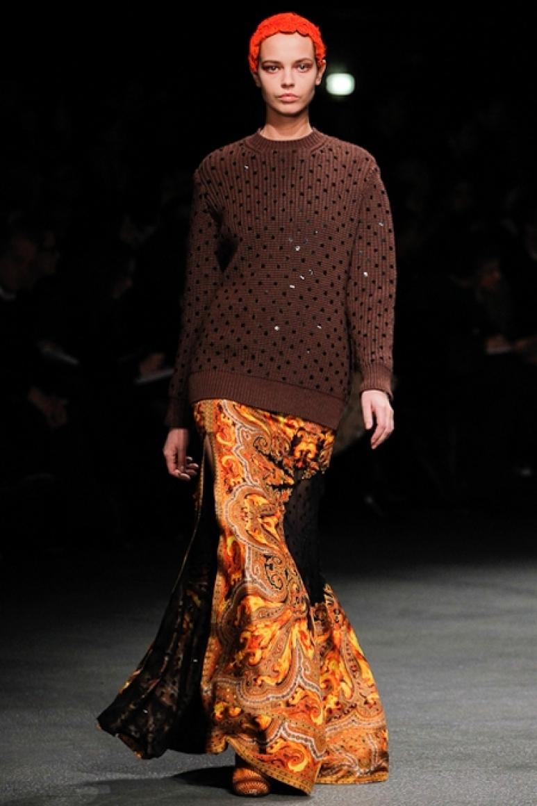 Givenchy осень-зима 2013/2014 #14