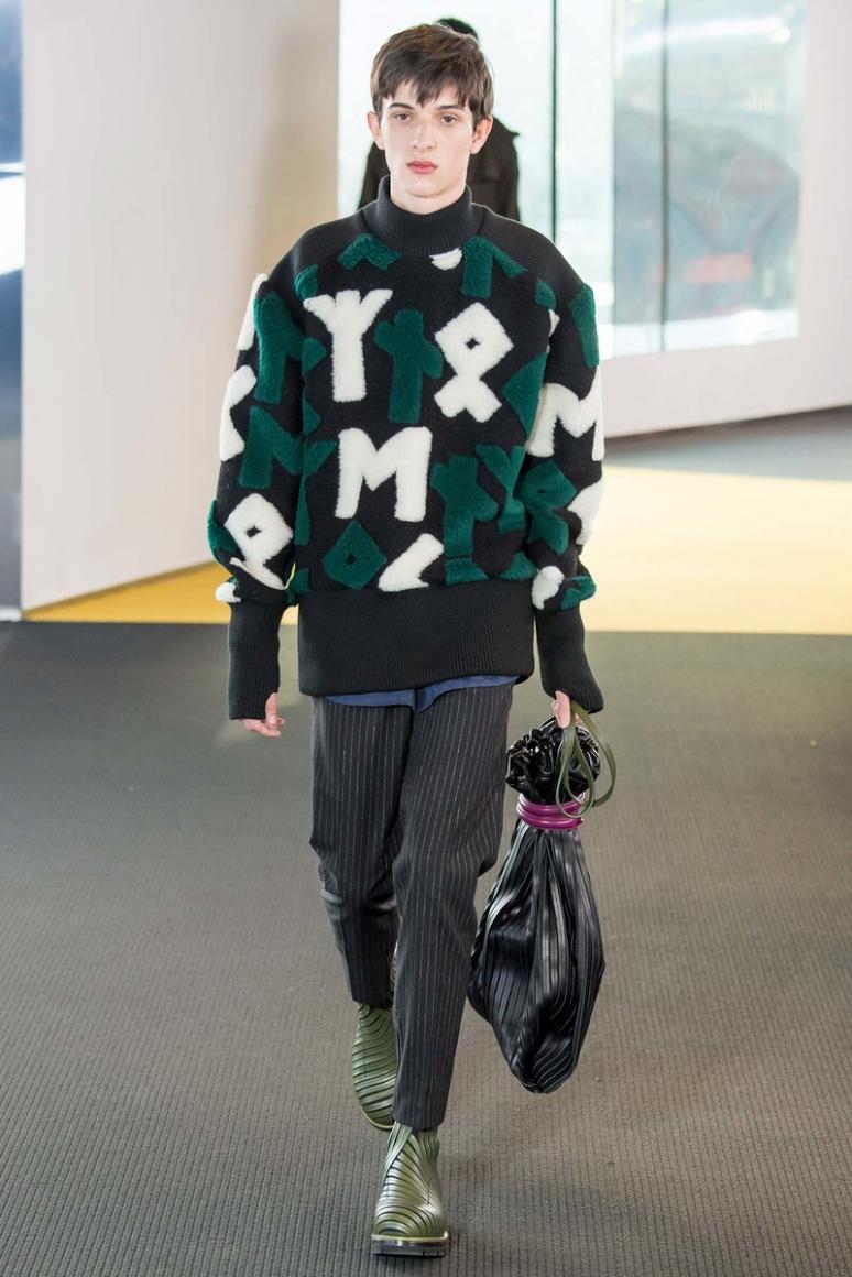Kenzo Menswear осень-зима 2015/2016 #23