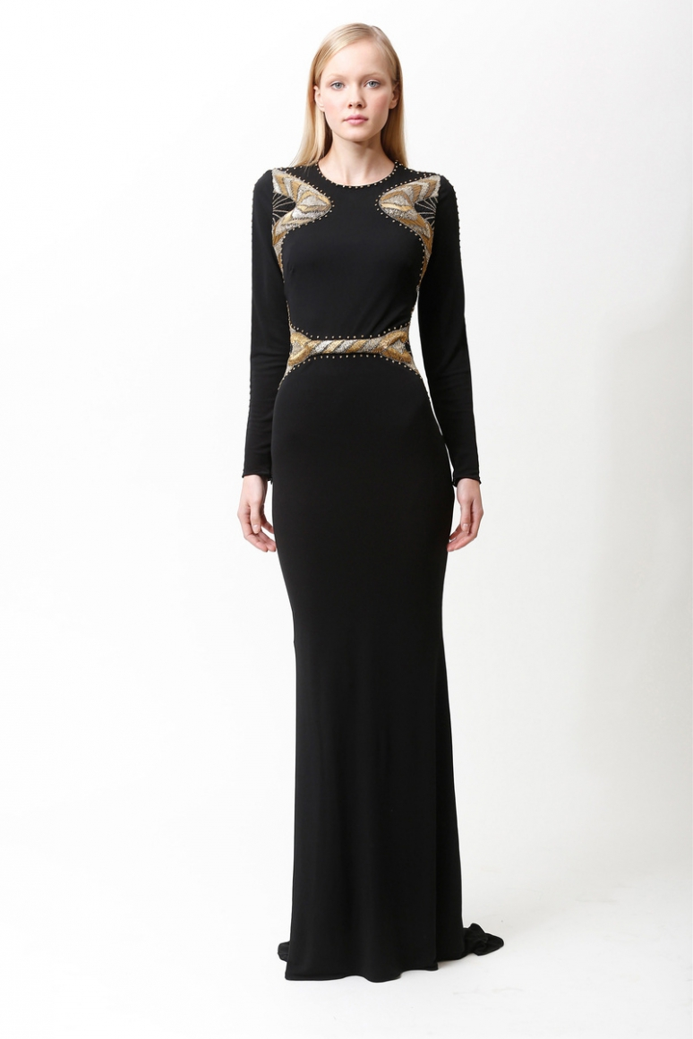 Badgley Mischka Pre-Fall 2013 #16