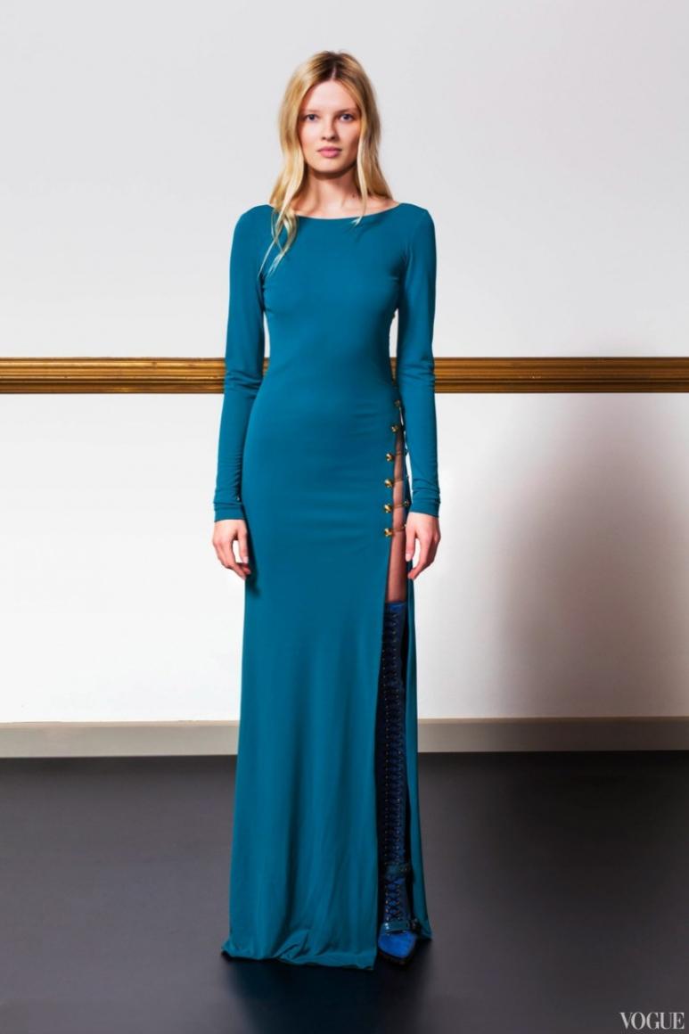 Emilio Pucci Couture весна-лето 2013 #8