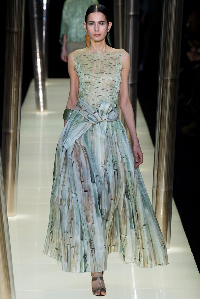 Armani Priv? Couture весна-лето 2015 #52