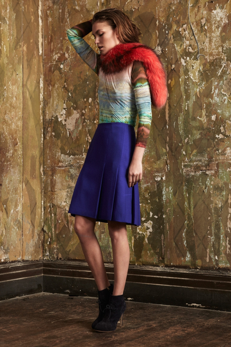 Matthew Williamson Pre-Fall 2013 #2