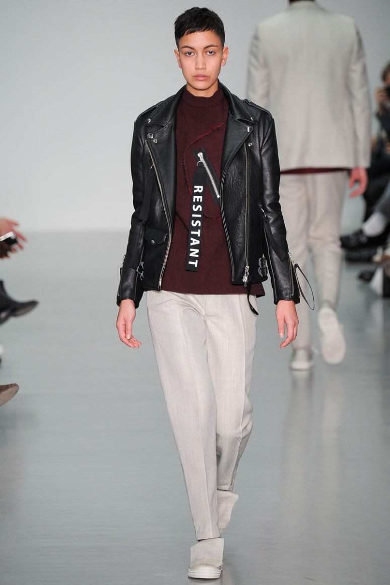 Matthew Miller Menswear осень-зима 2015/2016 #14