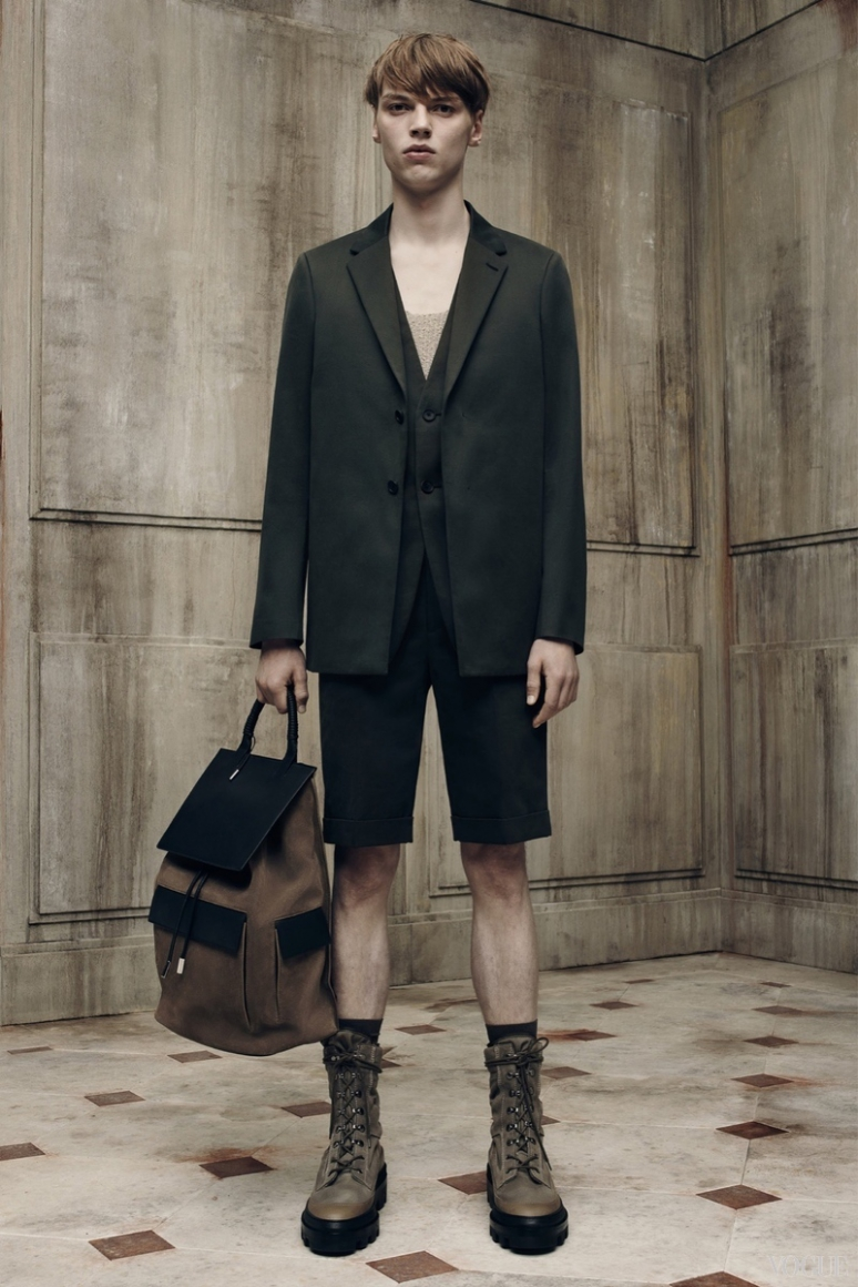 Balenciaga Menswear весна-лето 2016 #19
