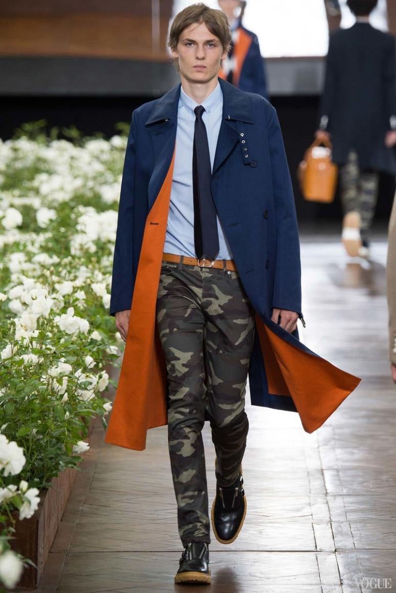 Dior Homme Menswear весна-лето 2016 #21