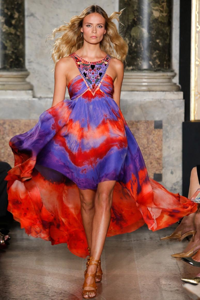 Emilio Pucci весна-лето 2015 #14