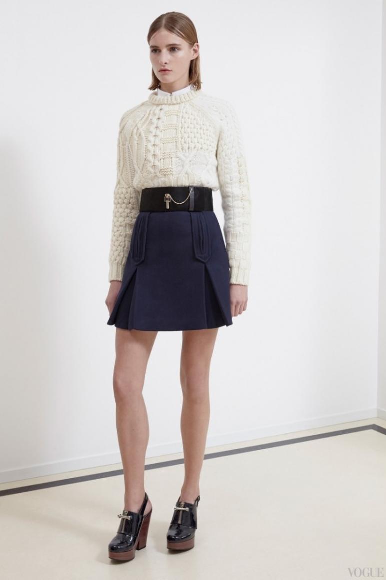Carven Couture весна-лето 2013 #23