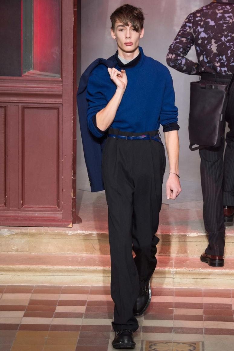 Lanvin Menswear осень-зима 2015/2016 #16