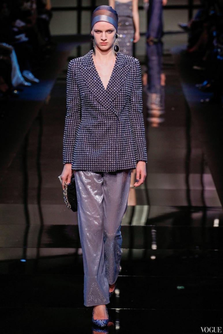 Armani Priv? Couture весна-лето 2014 #21
