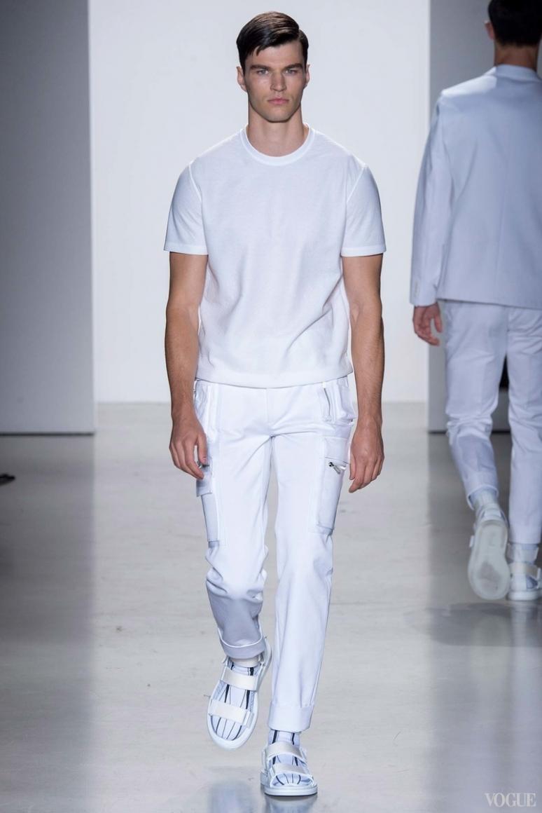 Calvin Klein Menswear весна-лето 2016 #10