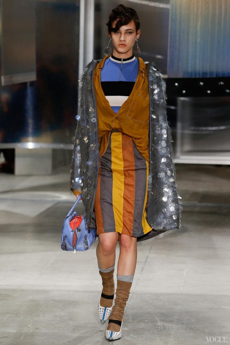 Prada Menswear весна-лето 2016 #45