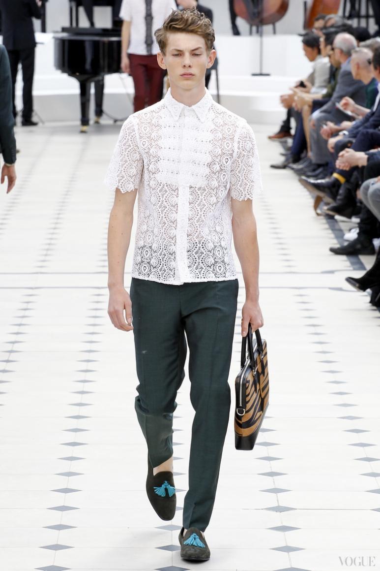 Burberry Prorsum Menswear весна-лето 2016 #15