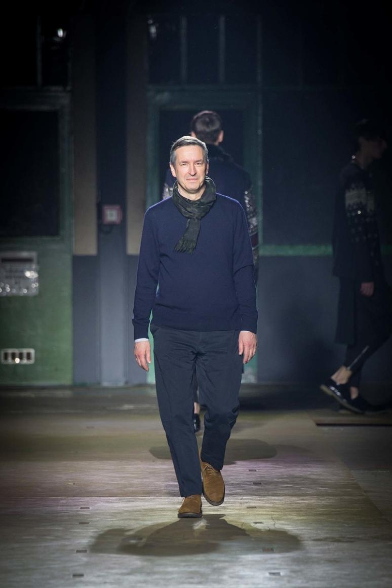 Dries van Noten Menswear осень-зима 2015/2016 #1