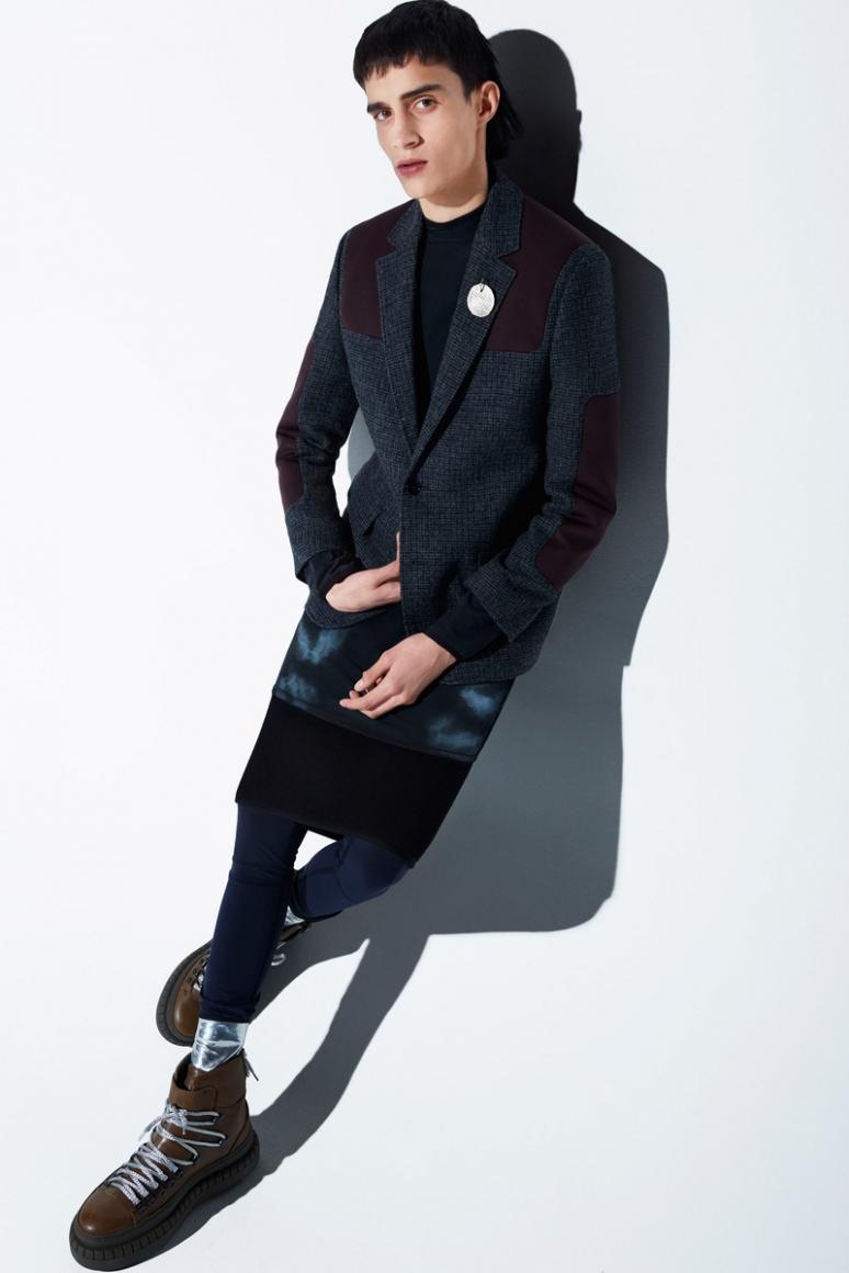 Acne Menswear осень-зима 2015/2016 #8