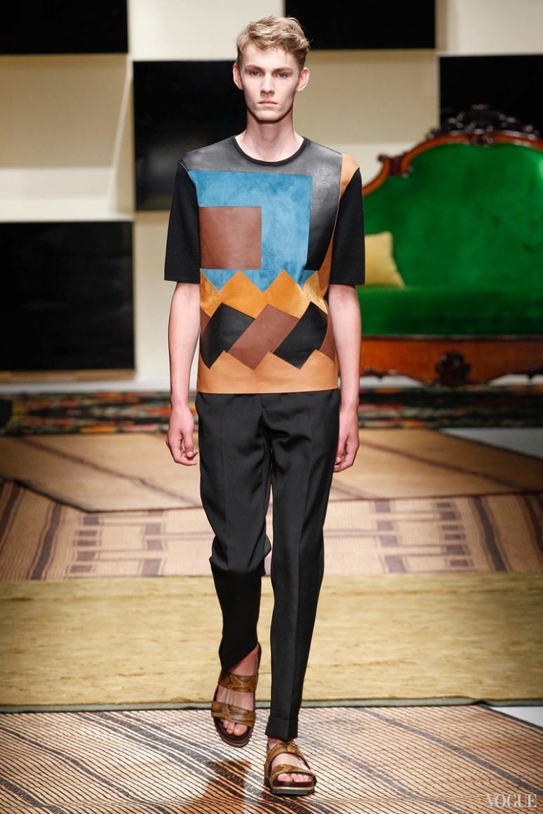 Salvatore Ferragamo Menswear весна-лето 2016 #36