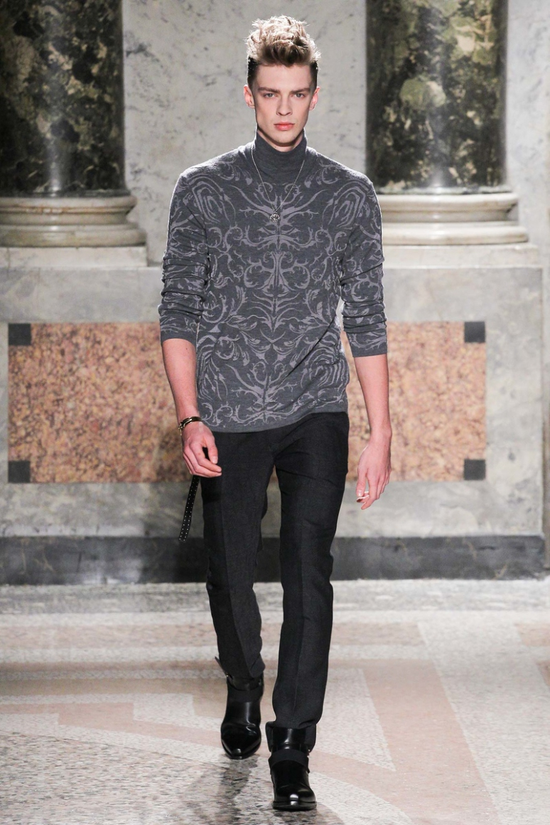 Roberto Cavalli Menswear осень-зима 2015/2016 #23